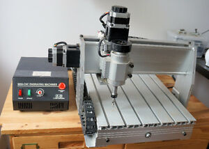 CNC router 3040Z-DQ 3 Axes
