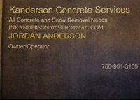 Professional Snow Removal Special