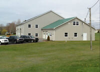 Garage & Office space in Clyde River