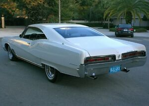 1967 Buick LeSabre or Wildcat