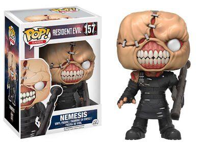 Funko Pop Games - Resident Evil: Nemesis Vinyl Action Figure Collectible Toy 157