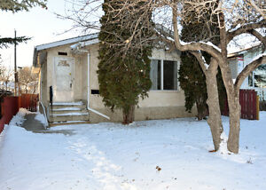 Investment Bungalow in Montrose - Awaits your Finishing Touches