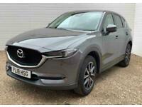 2018 Mazda CX-5 2.0 Sport Nav 5 door Estate Estate Petrol Manual