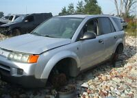 PARTING OUT: 2002 SATURN VUE
