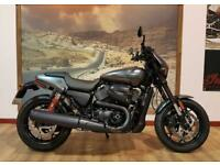 Harley Davidson HARLEY-DAVIDSON STREET ROD