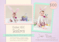 Easter and Spring Mini Photo Sessions
