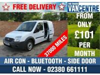 FORD TRANSIT CONNECT 1.8 TDCI SWB AIR CON BLUETOOTH SIDE DOOR
