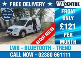 FORD TRANSIT CONNECT T230 TREND HIGH ROOF LWB BLUETOOTH