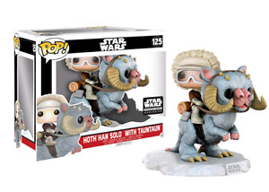 Funko Pop! Han Solo with Tauntaun