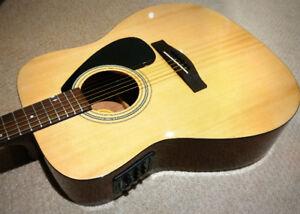 Yamaha Acoustic / Electric - $195