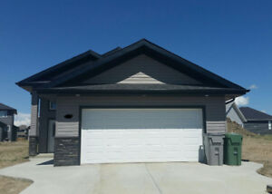 2 Bedroom, 1 Bathroom basement suite in Lloydminster, AB.