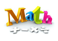 Maths Tutor.............Navid (519-982-6469)