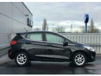 2018 Ford Fiesta 1.0 EcoBoost Zetec Navigation 5 door Hatchback Petrol Manual