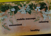 Mobile Massage Therapy(RMT)
