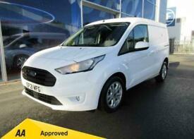 2021 Ford Transit Connect 200 L1 Diesel 1.5 EcoBlue 120ps Limited Van Panel Van