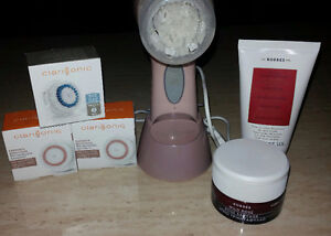 Clarisonic facial brush