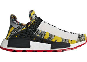 adidas NMD Hu Pharrell Solar Pack Red wanted