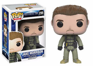 Funko Pop! Movies: Independence Day - Jake Morrison # 299