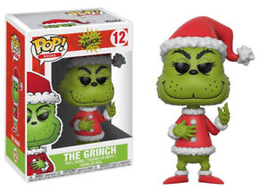 Funko Pop - The Grinch Who Stole Christmas (NEW)