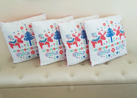 Gorgeous Scandi Forest Cushions