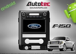 *ANDROID* Ford F150 HD Navigation GPS DVD System (2009 - 2012)