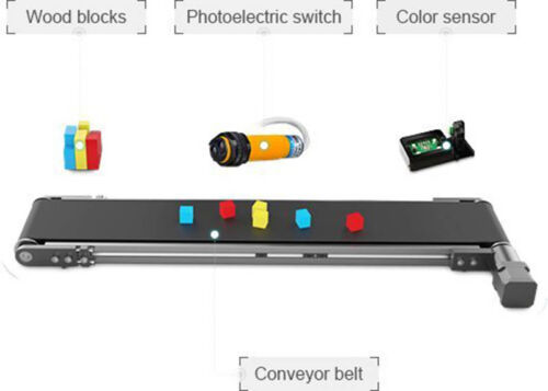 DOBOT Conveyor Belt Kits the Simple Production - Accessories for DOBOT Magician