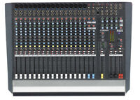 ALLEN & HEATH PA20-CP 20 input 1Kw powered mixer (open box demo)