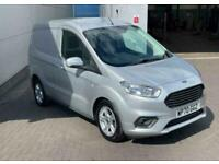 2020 Ford Transit Courier Petrol 1.0 EcoBoost Limited Van [6 Speed] Panel Van Pe