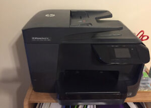 HP Officejet 8710 All in one and Ink Cartidges
