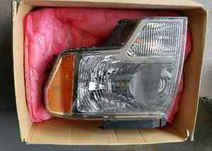 09-14 factory head lights for ford f150