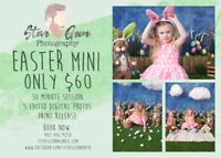 Easter Mini Session - Photo Shoot
