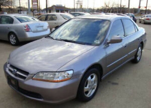 2000 Honda Accord Fully Loaded !