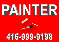 Professional PAINTER <<<<<>>>> Reliable PAINTING Service for YOU