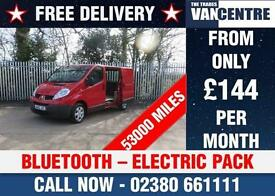 RENAULT TRAFIC SL27 DCI 115 BHP BLUETOOTH ELECTRIC PACK