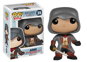 Assassins creed Arno and Connor Funko pop Windsor Region Ontario image 2
