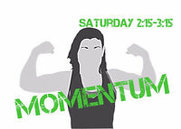 Group Fitness class this Saturday!