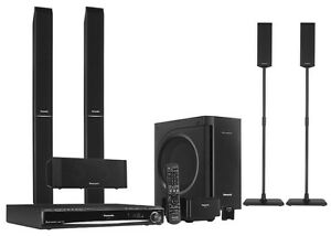 Panasonic SC-PT960 Deluxe 5 DVD Home Theater System (1250W)