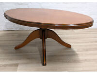 Regency style Coffee Table (DELIVERY AVAILABLE)