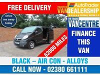 VAUXHALL VIVARO 2700 CDTI SPORTIVE SWB 115 BHP AIR CON ALLOYS 3 SEATS