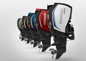 *AUCTION* Evinrude Outboard Motor Auction 150HP,175HP,200HP