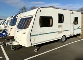 2006 Lunar Zenith Five 5 Berth Touring Caravan