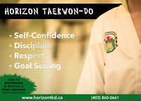 Join Us At Horizon Taekwon-Do - Airdrie
