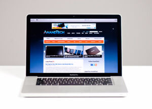 TechTop..!!Laptop Macbook Pro 15'' /i7/8G/500G  !! 599$