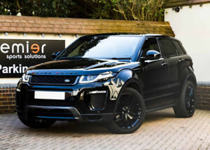 2016 Black Range Rover Evoque Dynamic LOW PAYMENTS