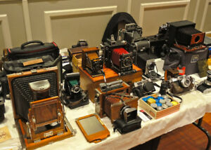 VANCOUVER CAMERA SWAP MEET, April 28th, 2019