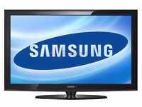 """Samsung 50"""" inch HD Ready TV 100Hz Freeview Built in 3 x HDMI & Extras not 42 48 49 55"""