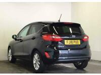 2018 Ford Fiesta 1.0 EcoBoost Titanium 5 door Automatic Hatchback Petrol Automat