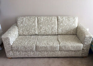 """Couch - 3 Seat 32 1/4"""" height x 35"""" depth"""