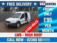 FORD TRANSIT CONNECT 230 LWB HIGH ROOF
