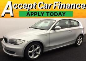 BMW 118 ES FROM £25 PER WEEK !